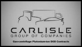 Carlisle BW darker THICKER BORDER 560 Plutonium ion gas centrifuge