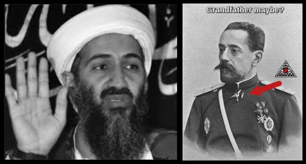 Fake Osama and Prince Leonid maybe 600