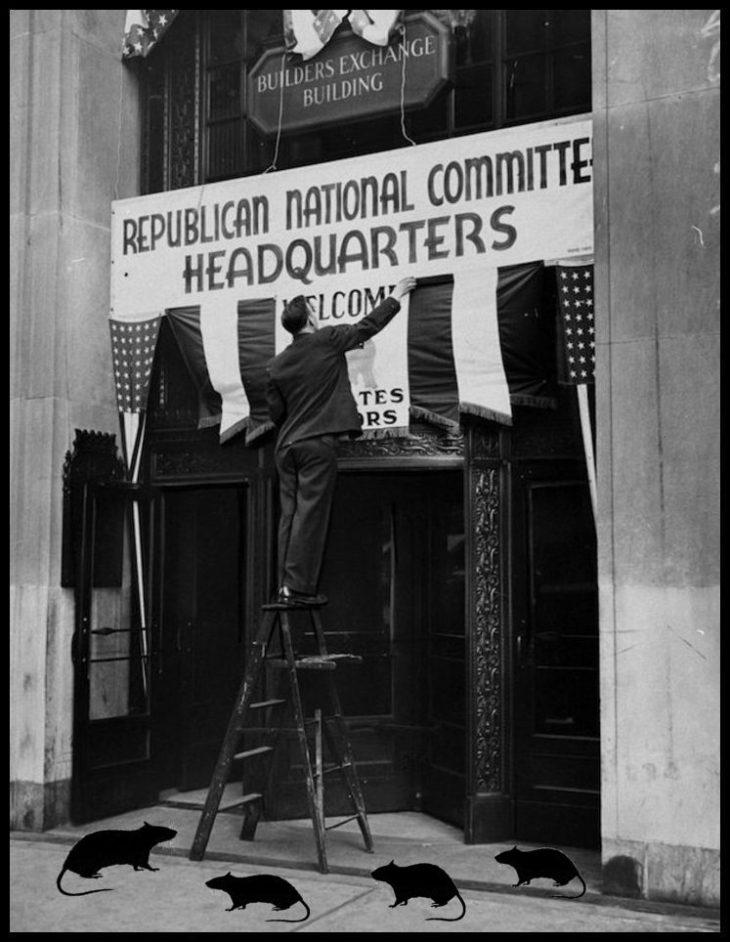 GOP Republican rat plague