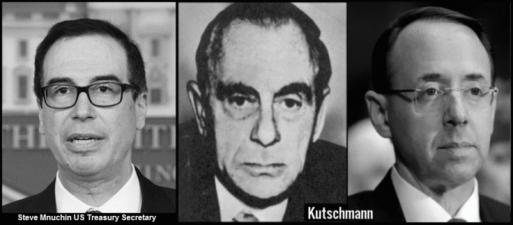 Mnuchin Rosenstein Kushner Kutschmann