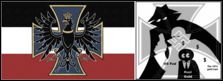Prussian Flag Nazi Malta