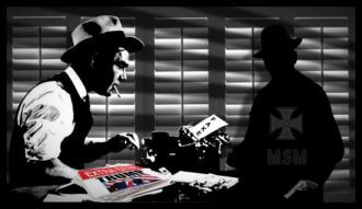 MSM Malta gun fake news newshound Trump extra