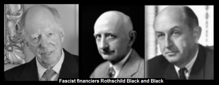 Rothschild family fascist financiers LARGE