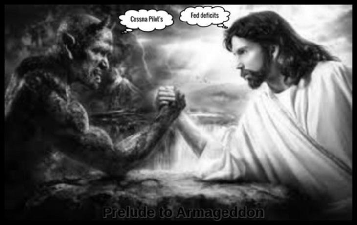 satan-versus-christ-x-cessna-pilots-us-fed-deficit BW LARGE