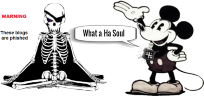 SKULL MICKEY MOUSE Ha Soul Trans