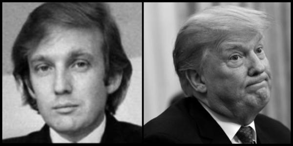 Trumps one fake