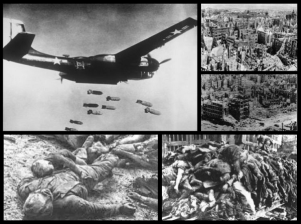 After the genocide BOMBER Dresden etc 600