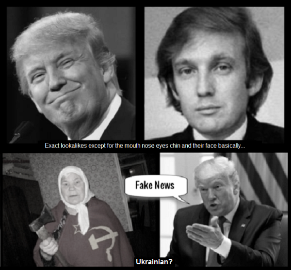 trump-plus Ukrainian mother and exact lookalike 600