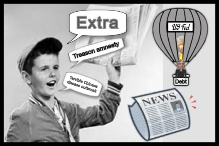 Newsboy treason amnesty a terrible disease 730